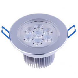 Encastré 7W LED 220V
