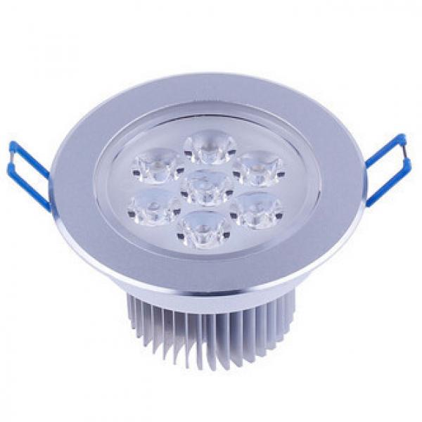 Encastré 7W LED 220V
