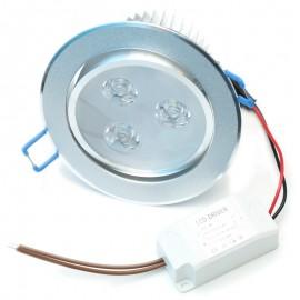 Encastré 3W LED 12V Blanc Chaud