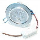 Encastré 5W LED 12V Blanc Chaud- Non vendu