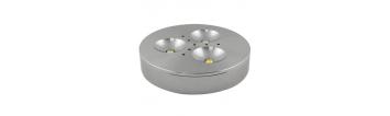 Spots LED Encastrables 12V (Ébénisterie et Armoire)