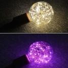 Ampoule LED E27 Éclairage décoratif