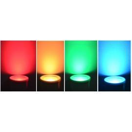 Spot LED GU10 RGB RF - 4 Watts