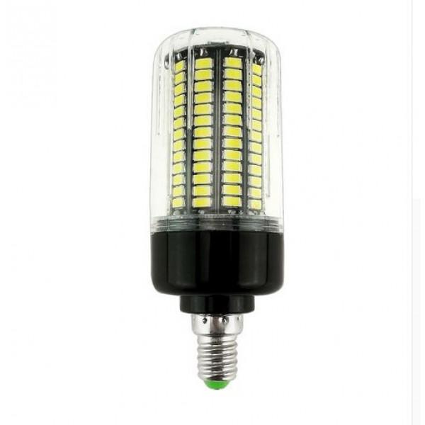 Ampoule LED E14 en forme d'épis de maïs 3W à 15W