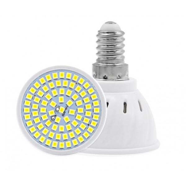 Ampoule LED Spot E14 ultra lumineuse - 6 à 12w