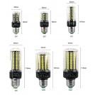 Ampoule LED E27 - Épis de maïs Noir - 360 degrés