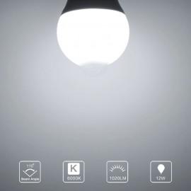 Ampoule LED E27 avec capteur de mouvement