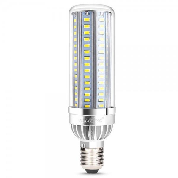 Ampoule LED E27 Commercial - Haute Intensité 50W - Équiv. 400W - 3500LM - 6000K - Épis de maïs - 360 degrés