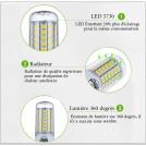 Ampoule LED E14 Épis De Maïs