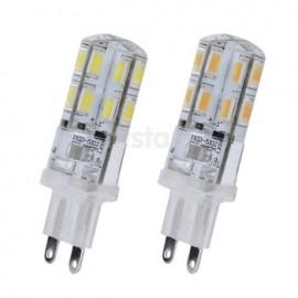 Ampoule LED G9 Épis de maïs SMD2835 3 Watts
