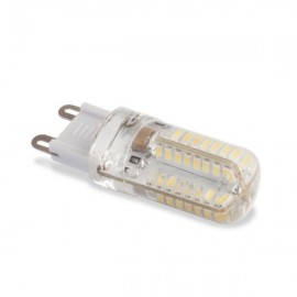 Ampoule LED G9 - 6 Watts - 64 LEDS 3014