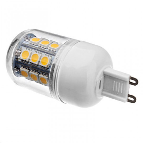 Ampoule LED G9 - 4 Watts