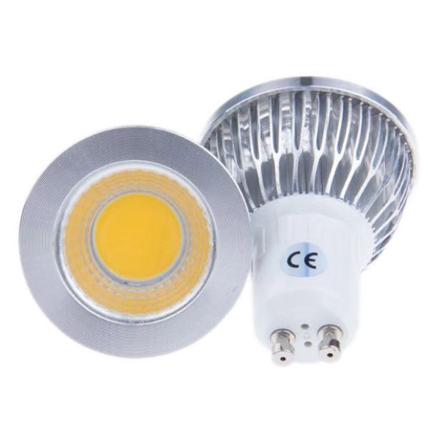 Ampoule Spot LED GU10 COB - 9 Watts - Angle de 60 degrés