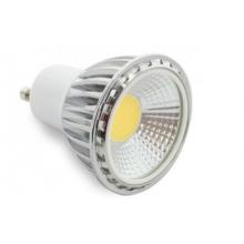 Ampoule Spot LED GU10 COB - 6 Watts - Angle de 60 degrés