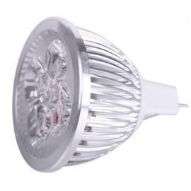Ampoule LED MR16 (GU5.3) - 12 Watts - Dimmable
